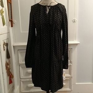 NWT Sonoma rayon dress Sz M